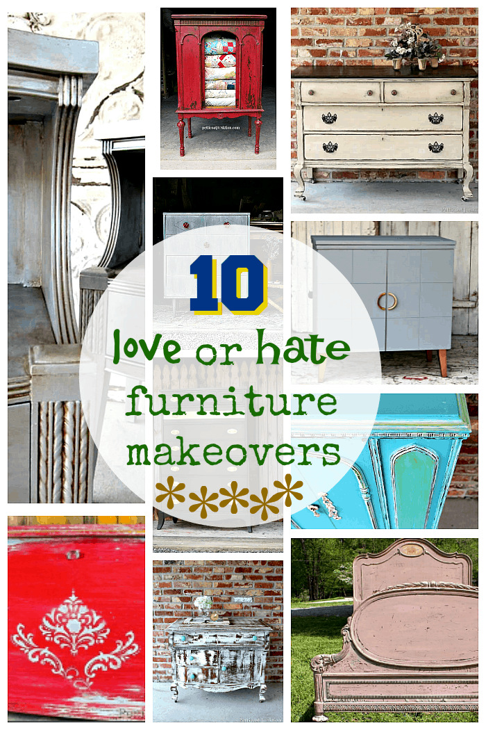 furniture makeovers you love to hate