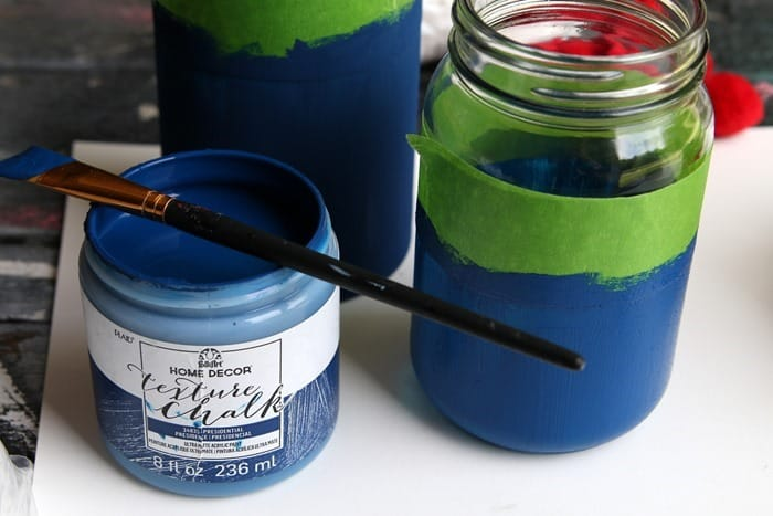 pint ball jars to use as candle holders