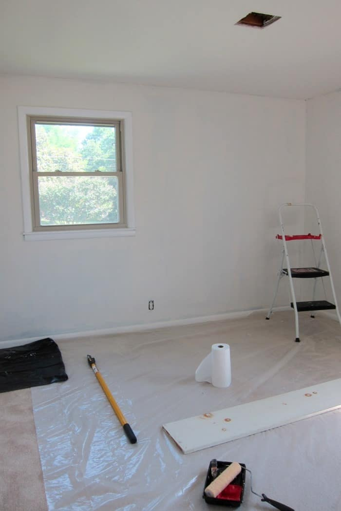 10 Steps To Prep A Room For Painting Bedroom Transformation Part I