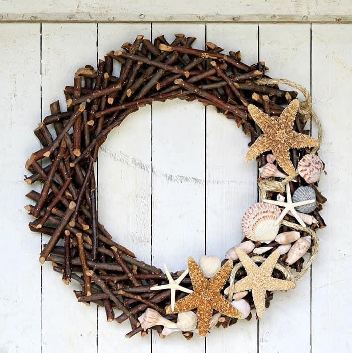 Grab Your Hot Glue Gun It's Time To Make A Wreath