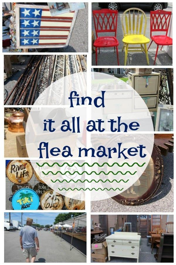find it at the Nashville Flea Market