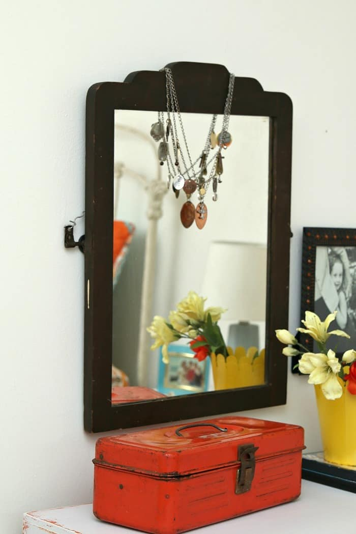 Try This Spectacular Mirror Decorating Tip | And Painted Furniture