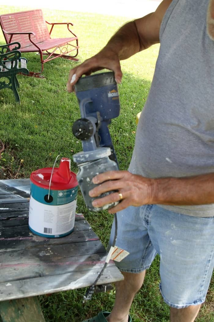 how to use the HomeRight Finish Max Paint Sprayer