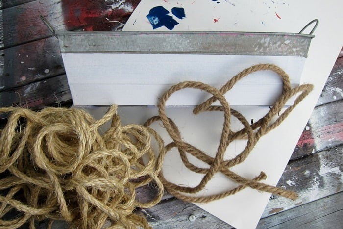 sisal rope is a great trim item for beach or nautical style home decor just attach it with hot glue