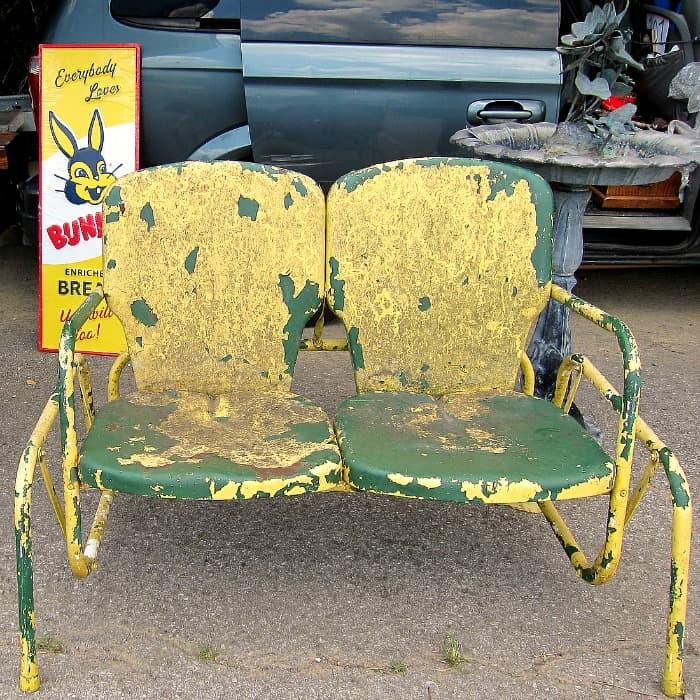 Rustiest Junk To The Prettiest Painted Furniture | Nashville Flea Market