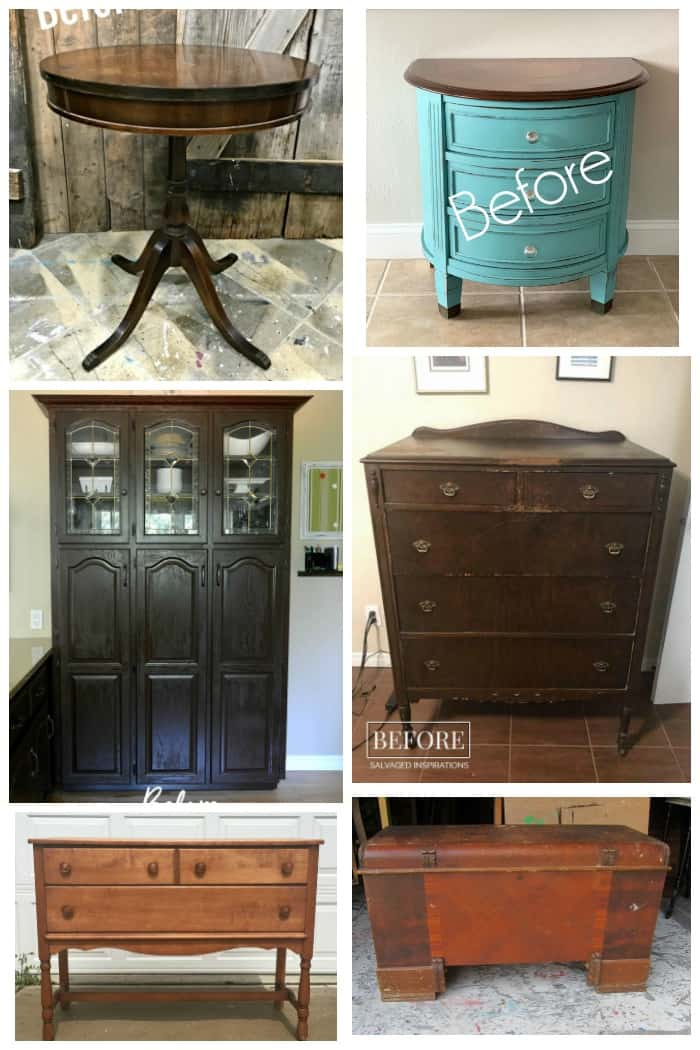 August Furniture Fixer Upper Projects 2019