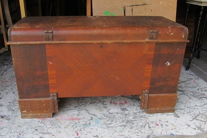 Cavalier Cedar chest to be painted