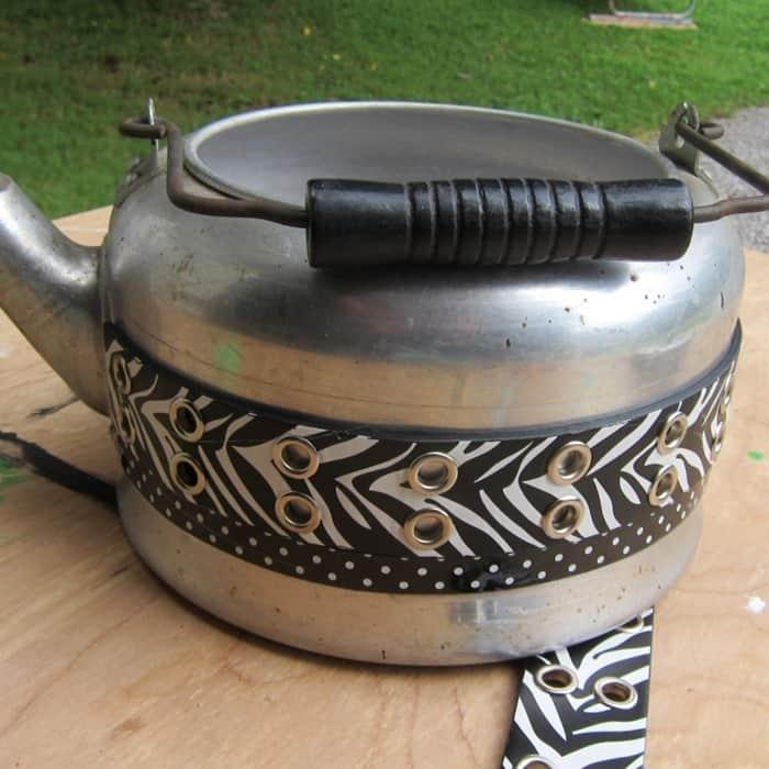 thfit store decor teapot flower pot project