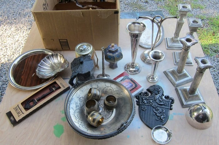 box lot auction buys 10
