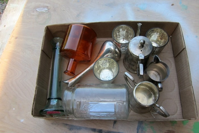 box lot auction buys 24