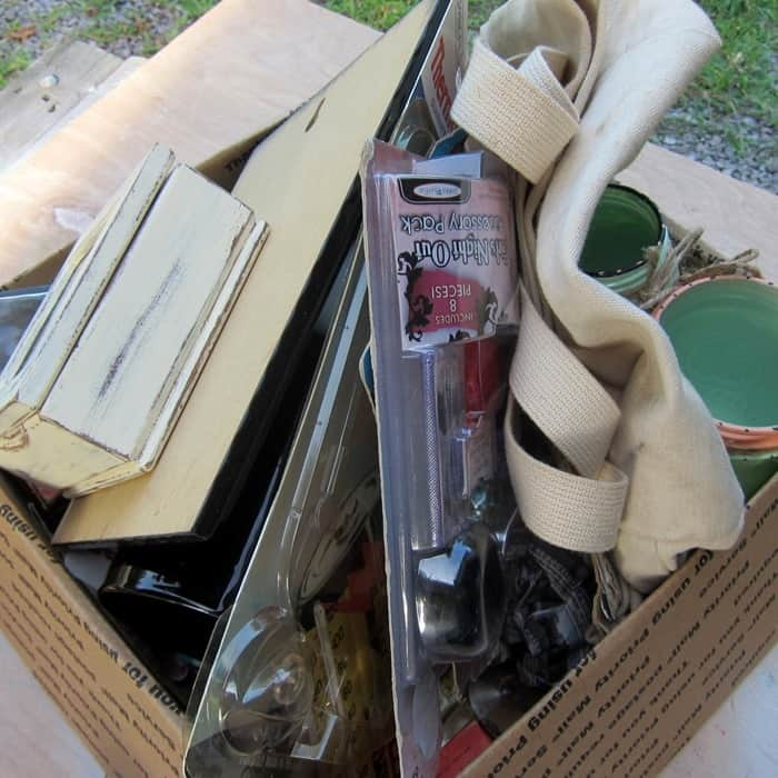 box lot auction buys 26