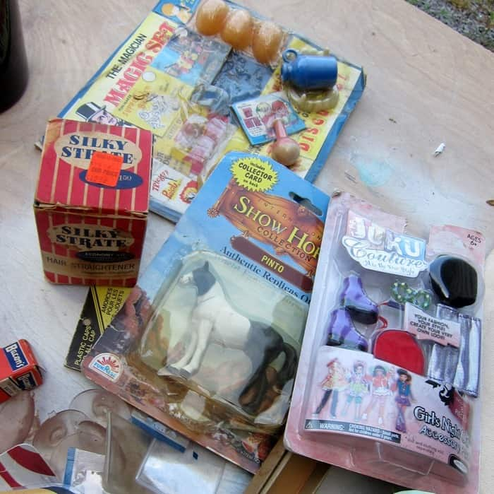 box lot auction buys 28