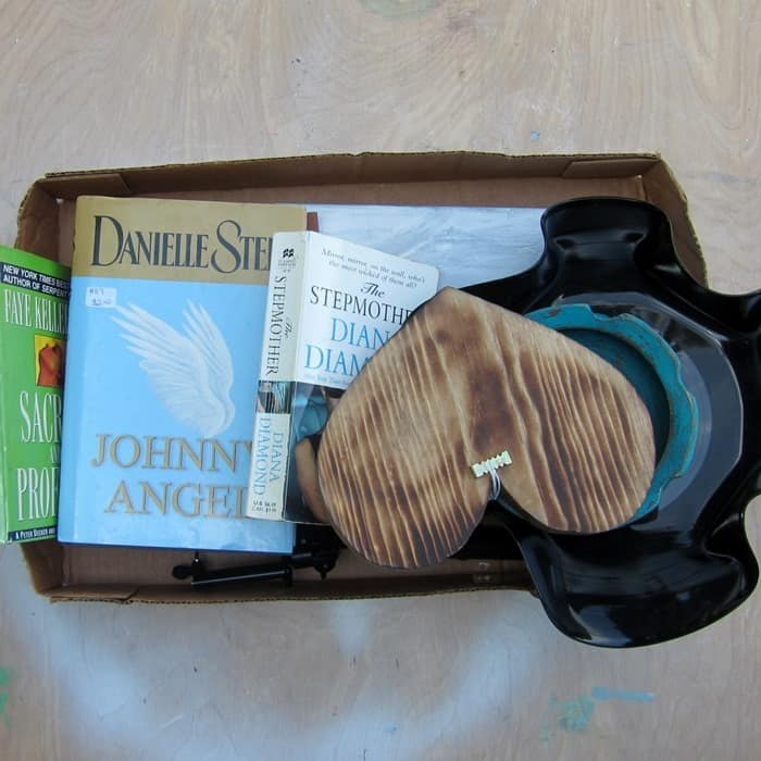 box lot auction buys 7
