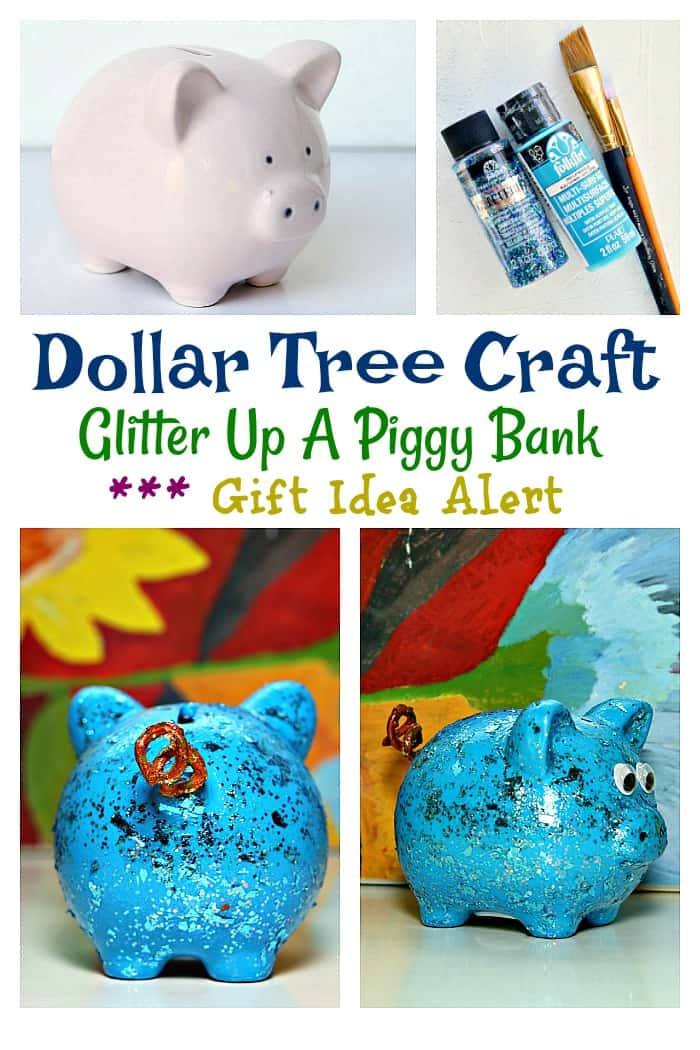 Gift idea project from Dollar Tree