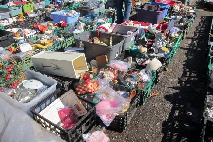Nashville Flea Market Shopping Trip photos from Petticoat Junktion 16