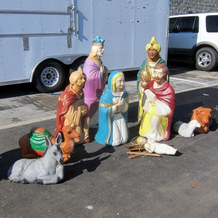 Nashville Flea Market Shopping Trip photos from Petticoat Junktion 25