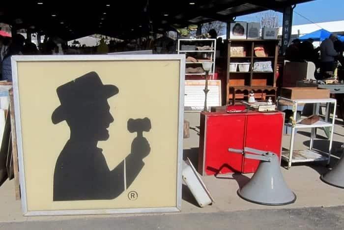 Nashville Flea Market Shopping Trip photos from Petticoat Junktion 29