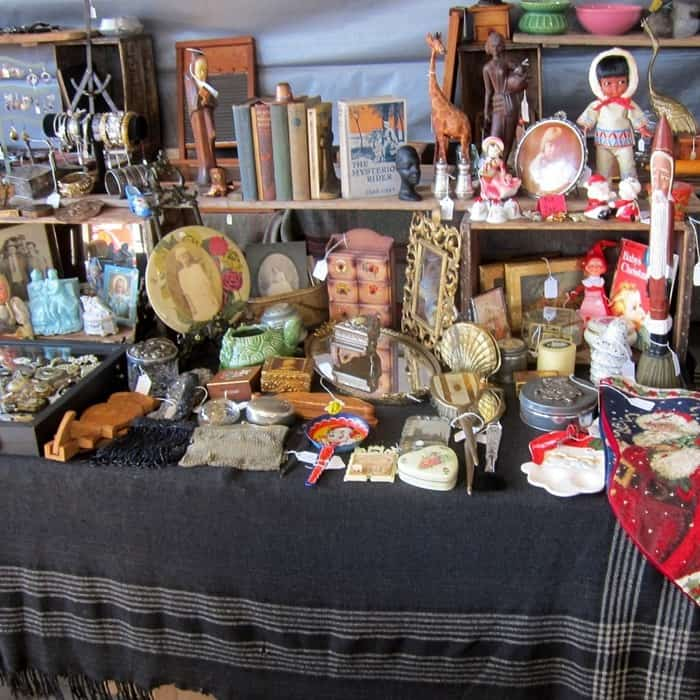 Nashville Flea Market Shopping Trip photos from Petticoat Junktion 30