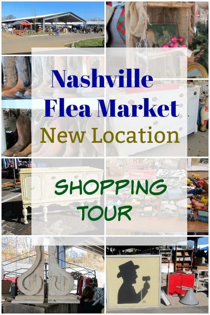 Nashville Flea Market Tour