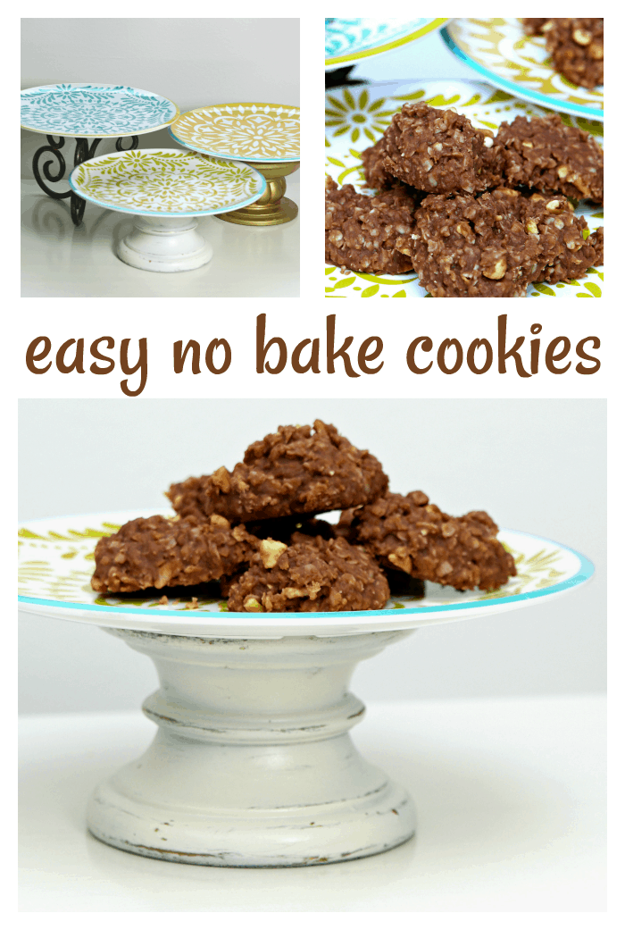 easy no bake cookies for the holidays