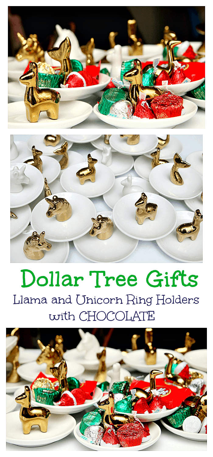 fun inexpensive Dollar Tree gifts for everyone