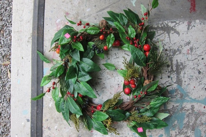 wreath for a makeover
