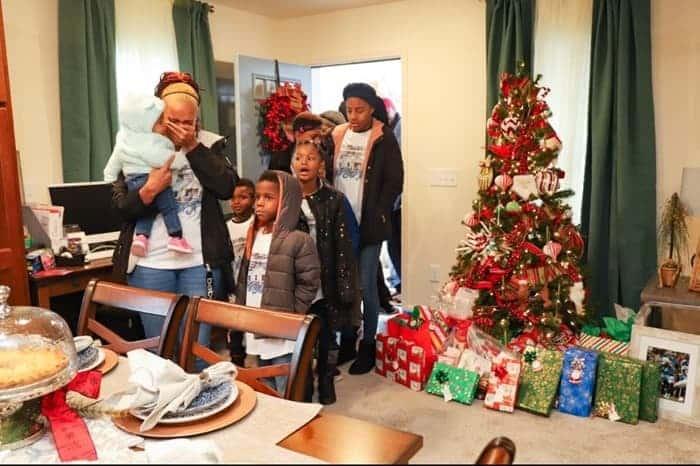 Homes for the Holidays Nashville 2019 Warrick Dunn Charities 50