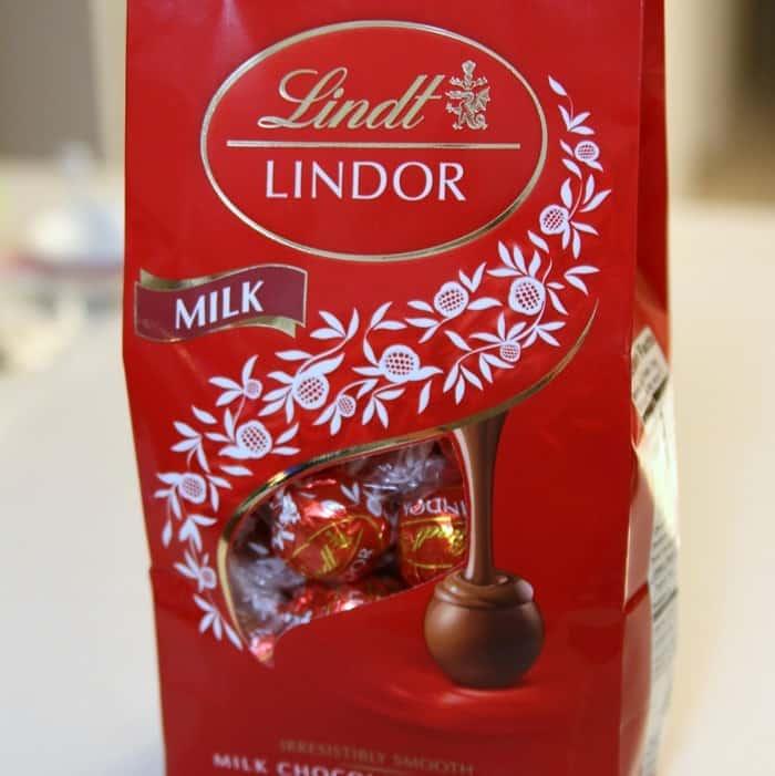 Lindor Chocolates make great gifts