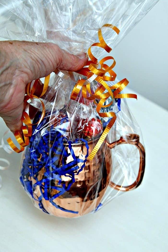 last minute gift mug ready to wrap up