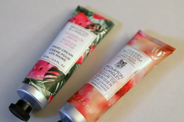 scented hand cream from Tuesday Morning