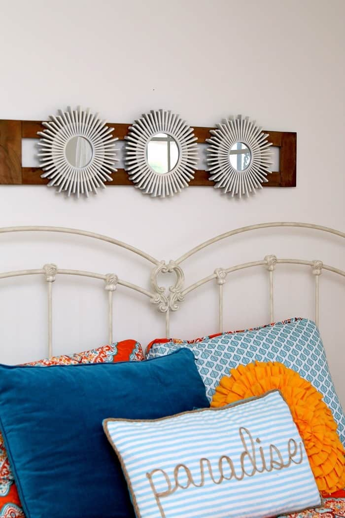3 Thrift Store Mirrors Reinvented