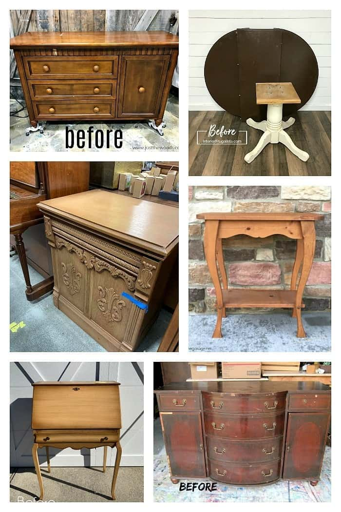 Furniture Fixer Upper Tour January 2020