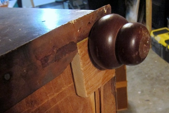 How To Repair Furniture Feet