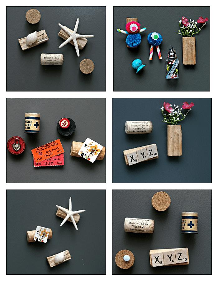 creative diy magnet ideas