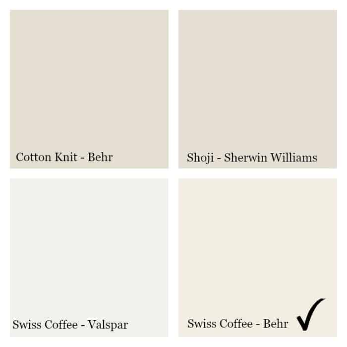 Choose The Perfect White For Bedroom Walls