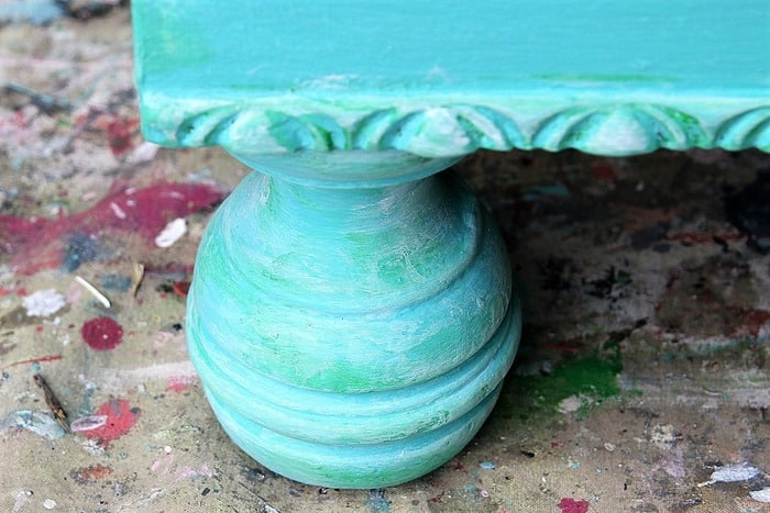 Color Wash painted Furniture