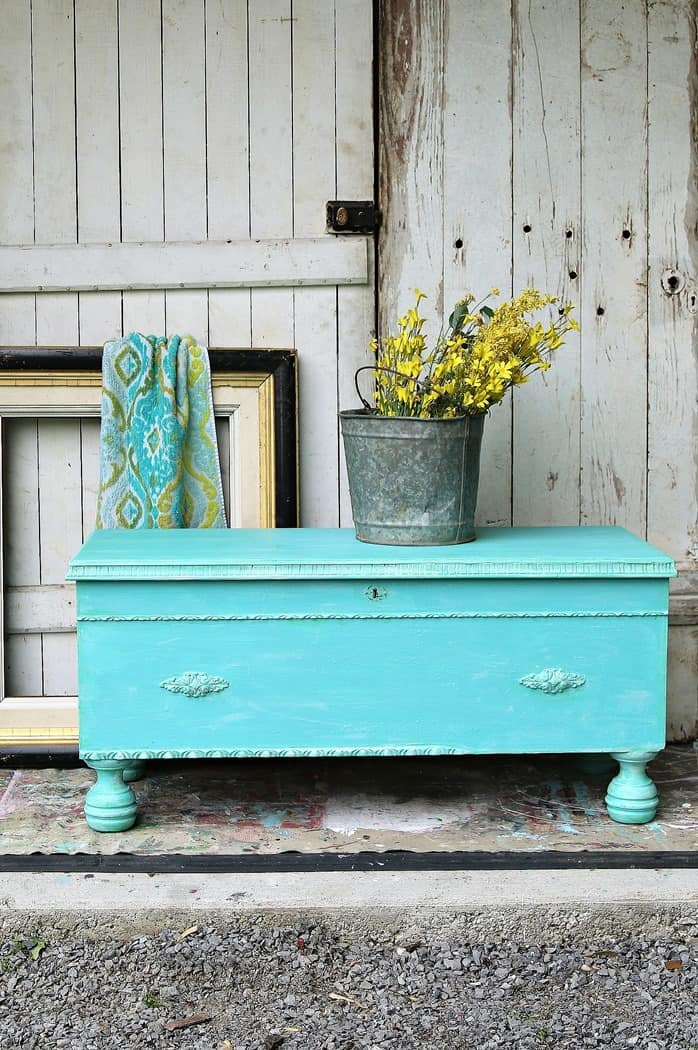 How To Color Wash Painted Furniture, Color Wash Painting Furniture