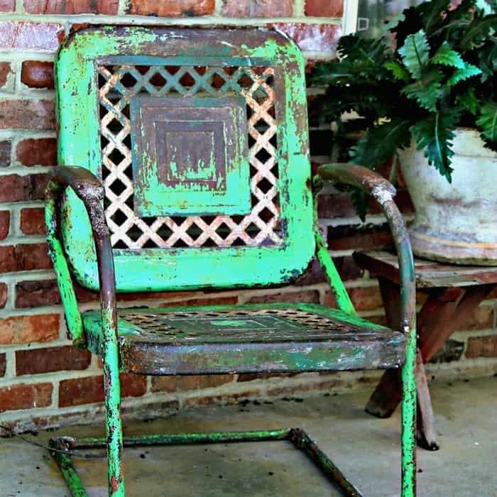 saving vintage furniture
