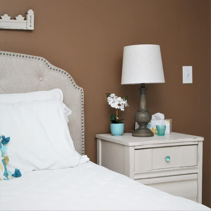 how to paint furniture for the master bedroom