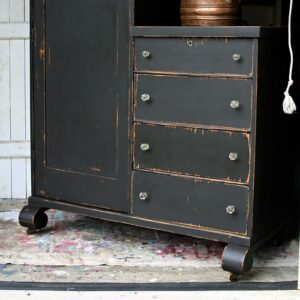 Painting Antique Wood Furniture