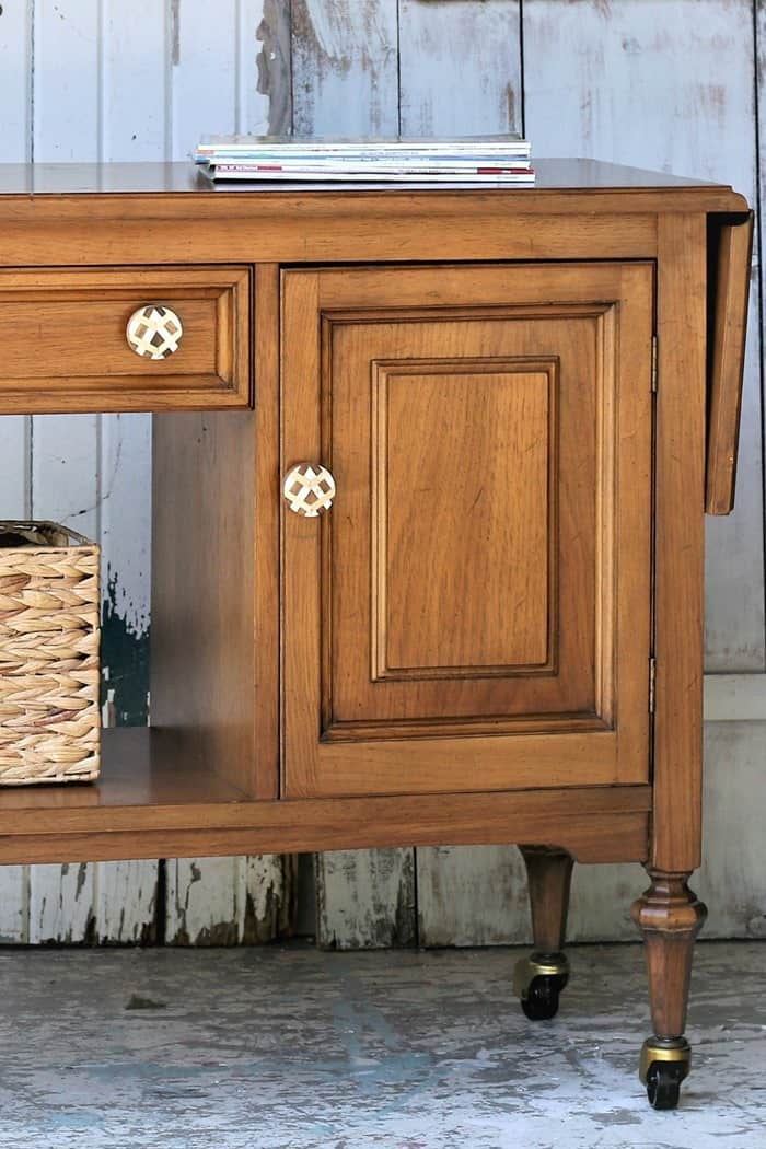 When Magic Happens Furniture Finish Touch-Up And 3 New Knobs (2)