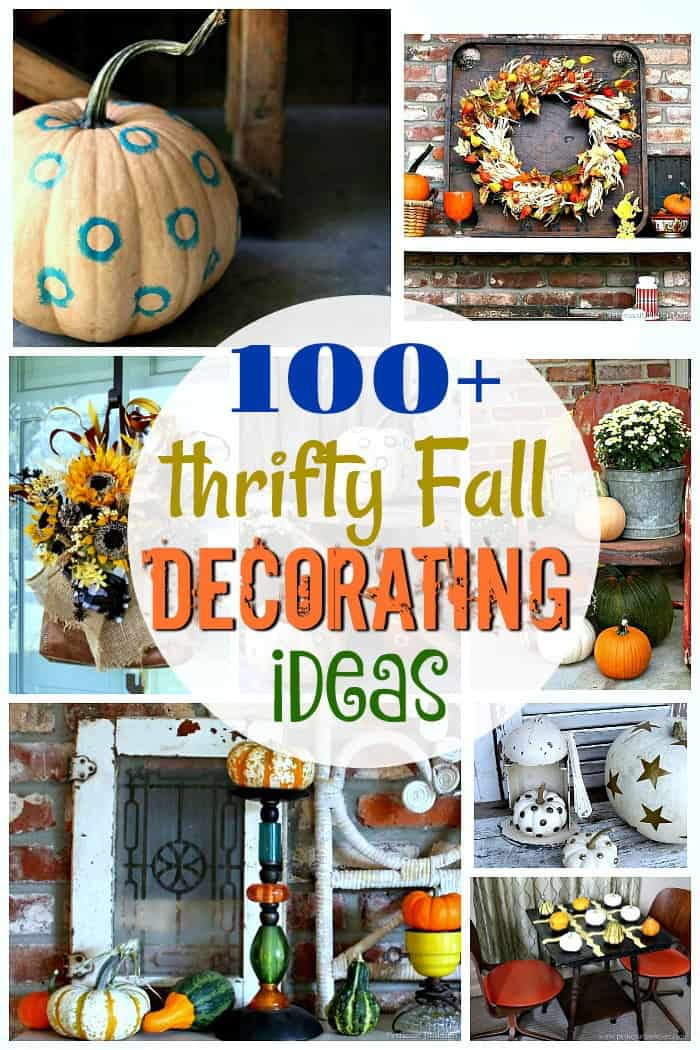111 Thrifty Fall Decorating Ideas for your home