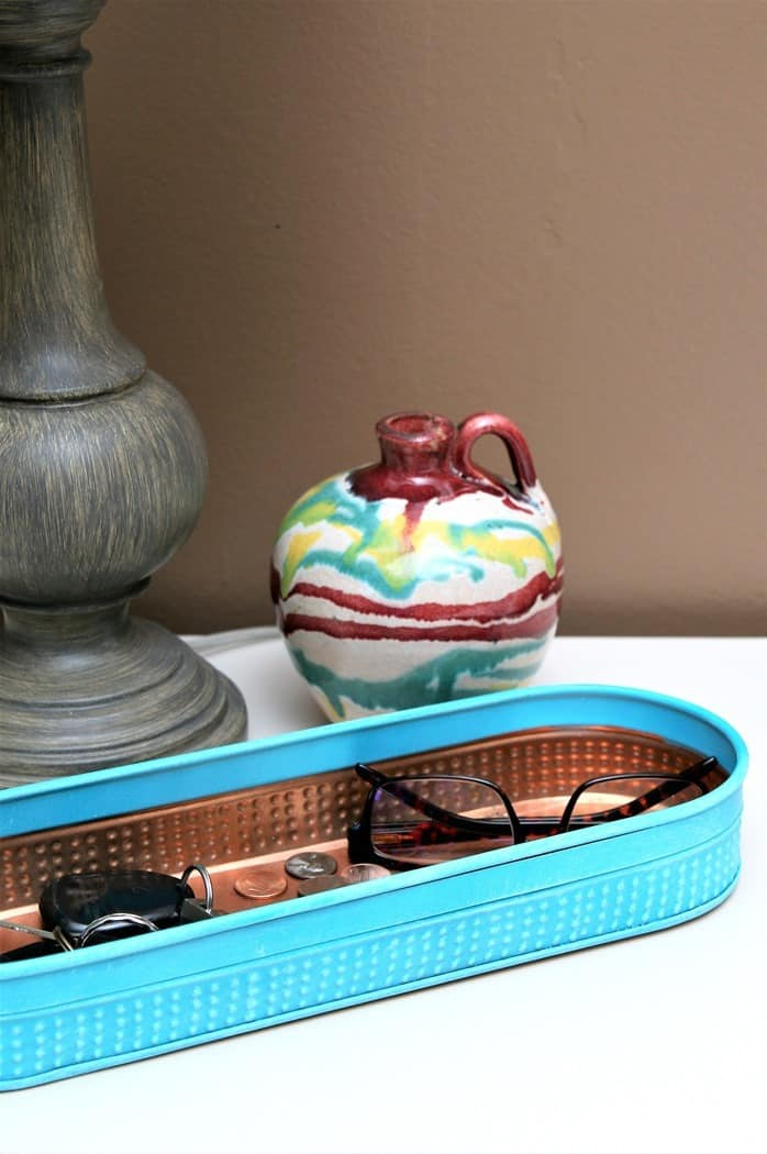 bedroom dresser organizer tray or catchall