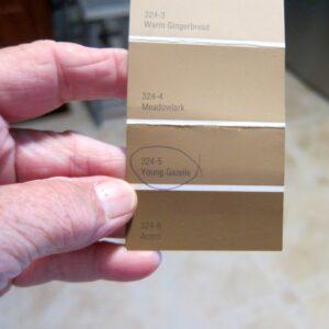 how to create a custom paint color