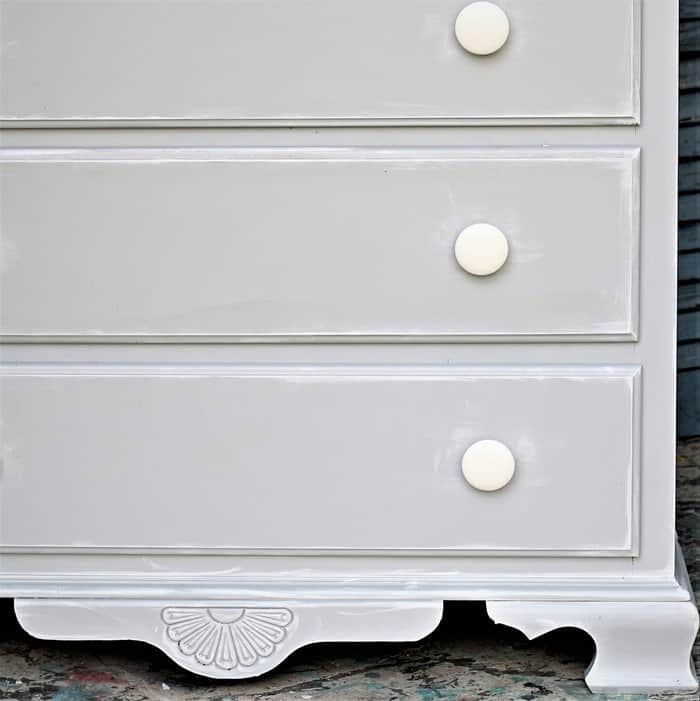 Behr Oops Paint Furniture Makeover