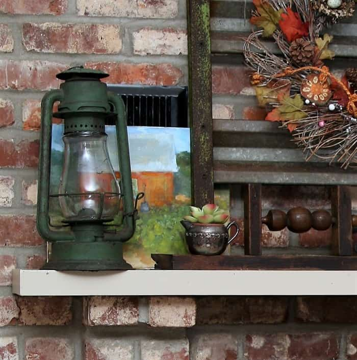 how to decorate a fireplace for the holidays