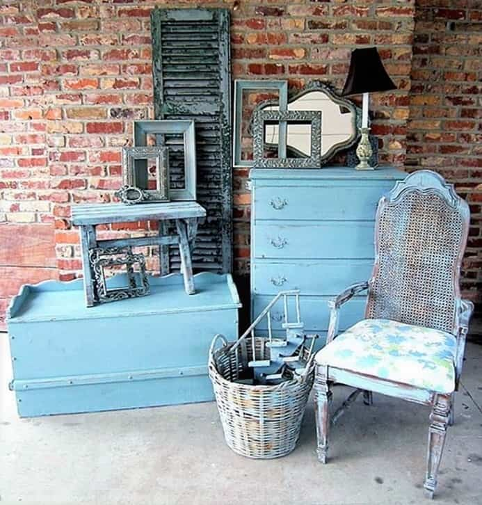 painted furniture projects before and after