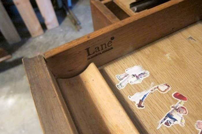 vintage Lane desk