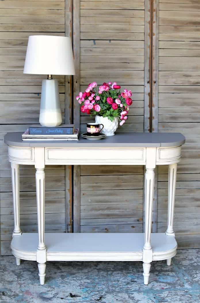 Two Color Furniture Perfection Tutorial With Video
