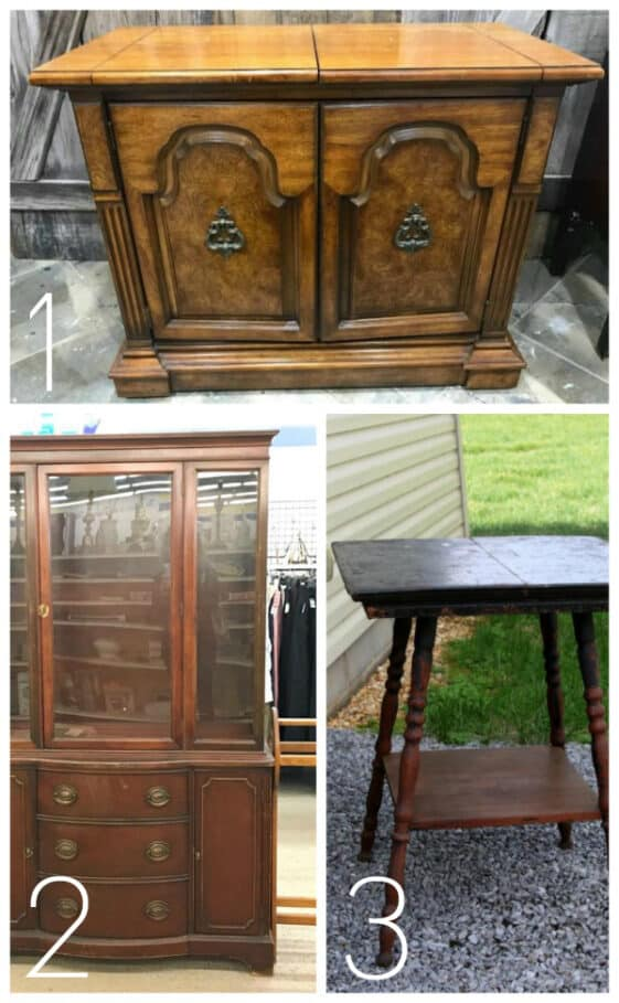 furniture fixer uppers tour